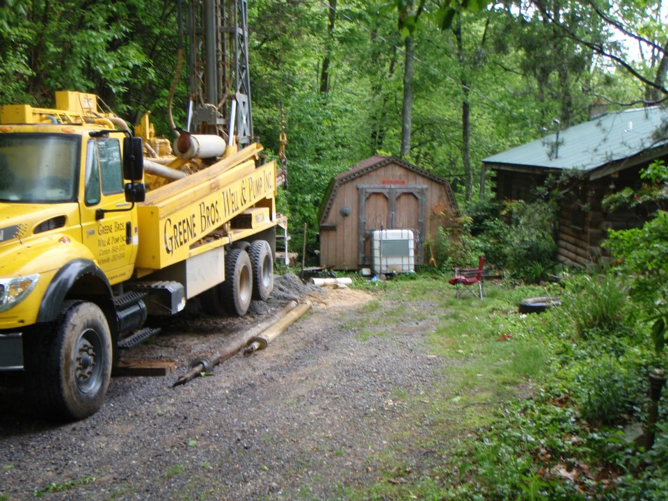 haywood county well drilling